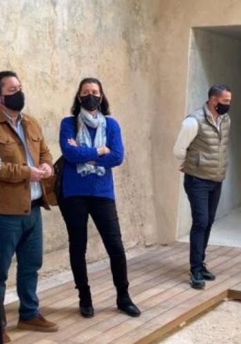 El Ayuntamiento de La Oliva concluye la rehabilitación del aljibe del Veneno