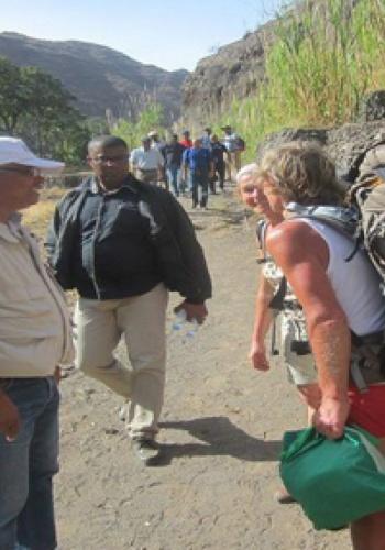 Santo Antão: Porto Novo recebe seminário internacional sobre ecoturismo para debater turismo ecológico