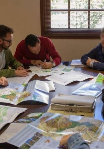 Nuevas acciones de promoción y difusión de los senderos del Ayuntamiento de Vallehermoso